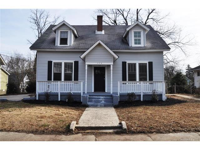 214 S Liberty Street, Gastonia, NC 28052 (#3354838) :: Leigh Brown and Associates with RE/MAX Executive Realty