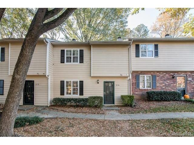 3176 Heathstead Place #3176, Charlotte, NC 28210 (#3354947) :: Miller Realty Group