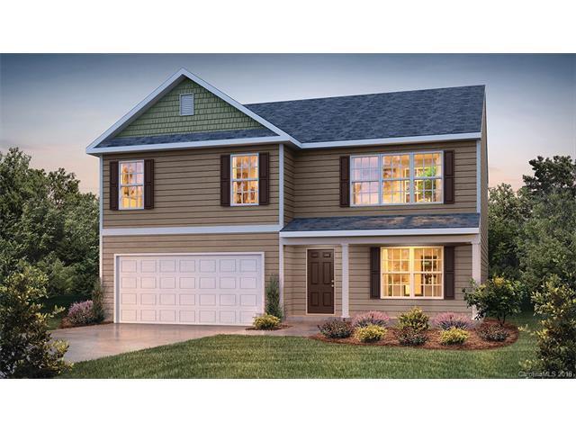 5407 Park Brook Drive Lot 8, Charlotte, NC 28269 (#3354983) :: Stephen Cooley Real Estate Group