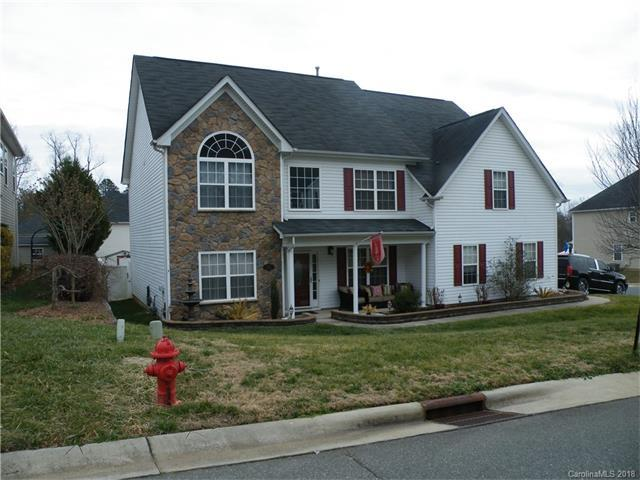 5220 Sunriver Road, Gastonia, NC 28054 (#3354998) :: Exit Mountain Realty