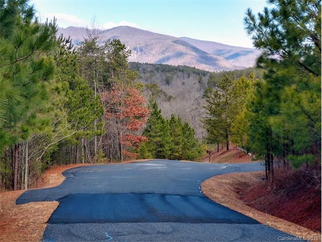 Lot 11 Legend Drive #11, Lake Lure, NC 28746 (#3355138) :: Puffer Properties