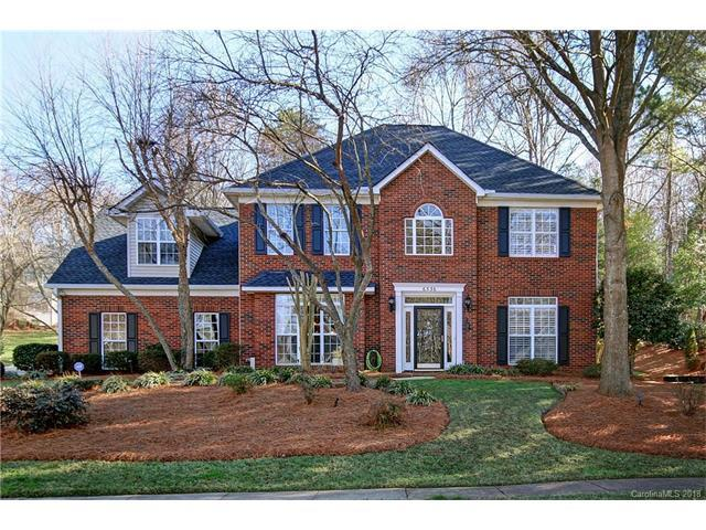 6536 Mcilwaine Road, Huntersville, NC 28078 (#3355143) :: The Ramsey Group
