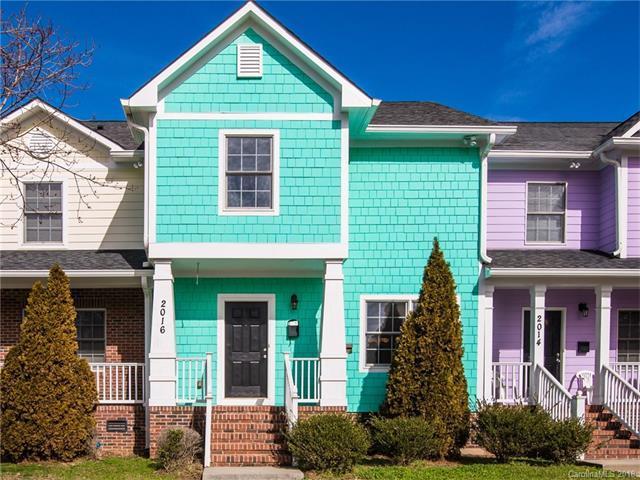 2016 Lasalle Street #8, Charlotte, NC 28216 (#3355229) :: Miller Realty Group