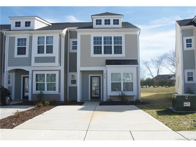 310 Halton Crossing Drive #53, Concord, NC 28027 (#3355252) :: Exit Mountain Realty