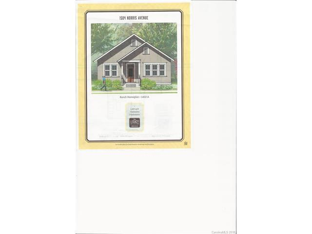 1504 Norris Avenue, Charlotte, NC 28206 (#3355256) :: High Performance Real Estate Advisors