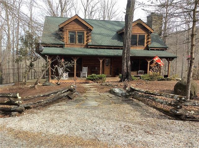 195 Leatherwood Lane, Spruce Pine, NC 28777 (#3355267) :: The Ramsey Group