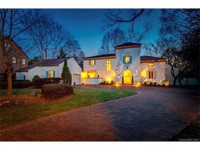 2553 Morrocroft Lane, Charlotte, NC 28211 (#3355278) :: LePage Johnson Realty Group, LLC