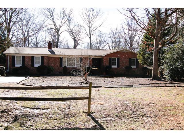 3203 Gordon Lane, Monroe, NC 28110 (#3355489) :: Exit Mountain Realty