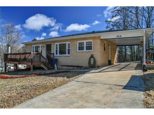 2616 Rolfe Street, Hendersonville, NC 28791 (#3355573) :: LePage Johnson Realty Group, LLC