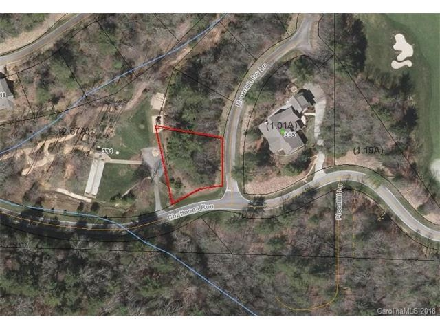 0 Mountain Ivy Lane #355, Hendersonville, NC 28739 (#3355589) :: Stephen Cooley Real Estate Group
