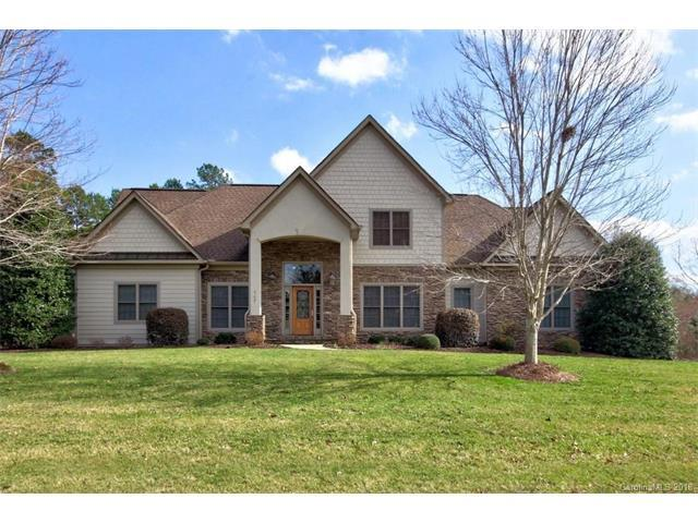 147 Fox Hunt Drive, Mooresville, NC 28117 (#3355590) :: Odell Realty Group
