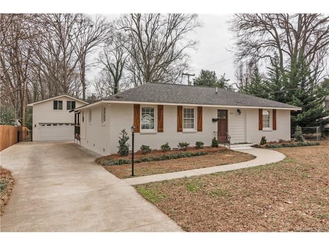5111 Milford Road, Charlotte, NC 28210 (#3355810) :: Miller Realty Group