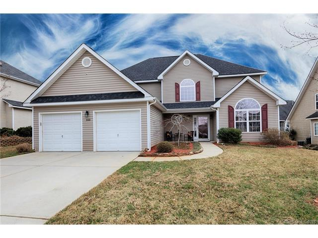 140 Dunnell Road, Mooresville, NC 28115 (#3356008) :: The Ramsey Group