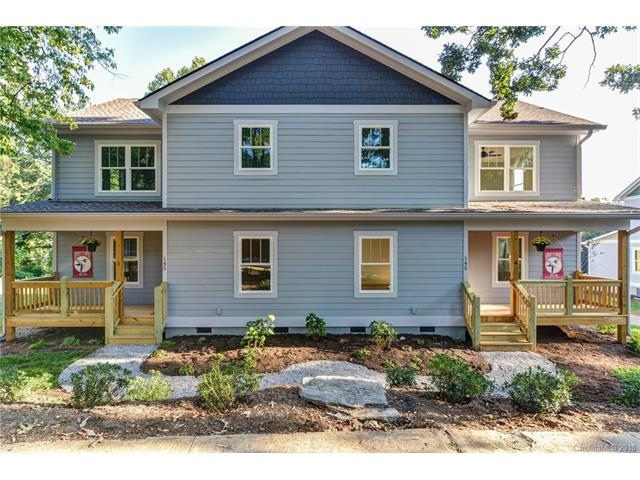 141 Courtland Avenue A, Asheville, NC 28801 (#3356022) :: Miller Realty Group