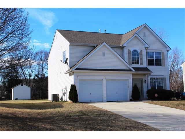 4643 Maplecrest Place, Harrisburg, NC 28075 (#3356048) :: The Ramsey Group