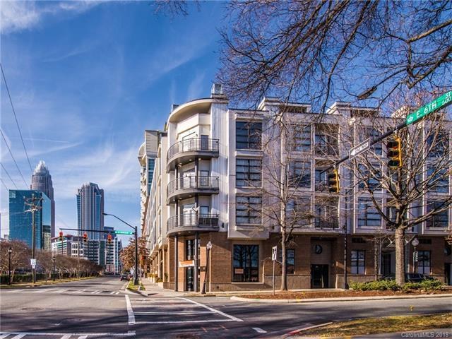 525 6th Street E #403, Charlotte, NC 28202 (#3356089) :: Exit Mountain Realty