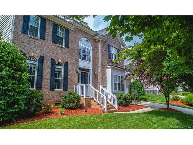 12025 Farnborough Road, Huntersville, NC 28078 (#3356124) :: Exit Mountain Realty