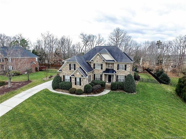 1306 Dobson Drive, Waxhaw, NC 28173 (#3356212) :: Exit Mountain Realty
