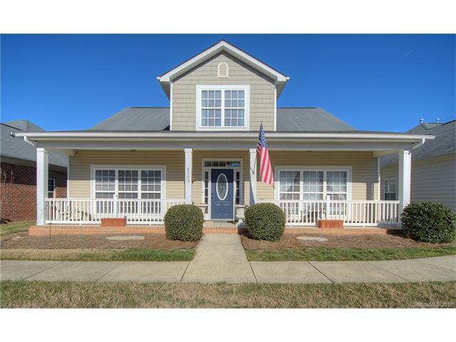 4503 Sages Avenue, Indian Trail, NC 28079 (#3356230) :: Miller Realty Group
