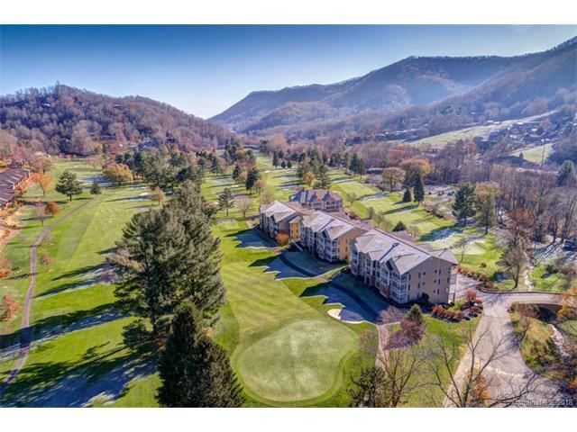 103 Glenview Lane #5053, Maggie Valley, NC 28751 (#3356294) :: Miller Realty Group