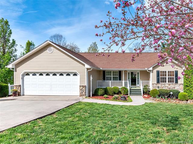 283 Woodlawn Circle, Clyde, NC 28721 (#3356318) :: Stephen Cooley Real Estate Group