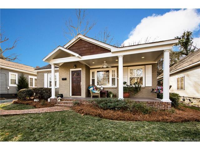 3616 Oakwood Avenue, Charlotte, NC 28205 (#3356351) :: Miller Realty Group