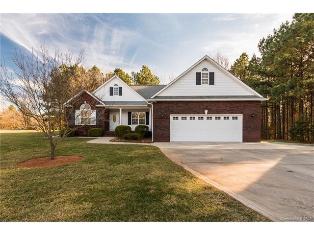 457 Stewart Rock Road, Stony Point, NC 28678 (#3356476) :: Miller Realty Group