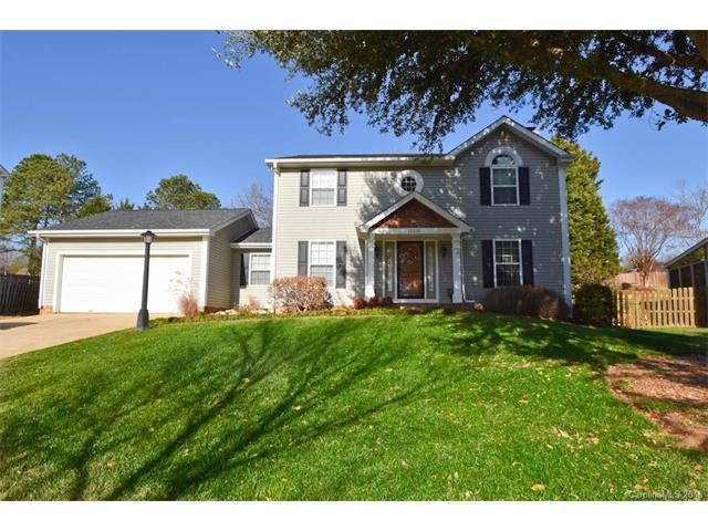 12130 Woodside Falls Road #17, Pineville, NC 28134 (#3356480) :: Exit Mountain Realty