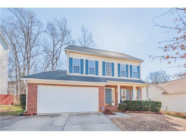12133 Autumn Winds Lane, Pineville, NC 28134 (#3356523) :: Exit Mountain Realty