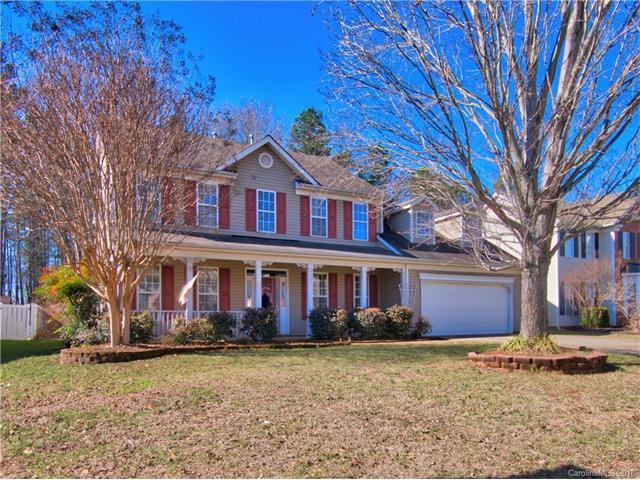 6905 Sweetfield Drive, Huntersville, NC 28078 (#3356546) :: LePage Johnson Realty Group, Inc.
