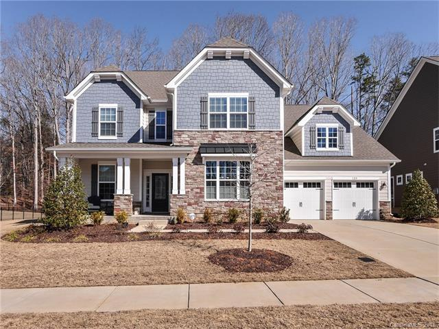 125 Elk Shoal Lane, Mooresville, NC 28117 (#3356662) :: The Ramsey Group