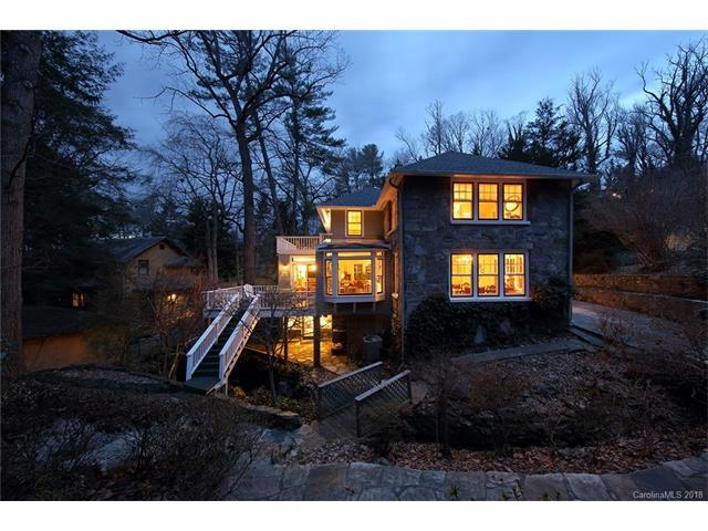 11 Howland Road, Asheville, NC 28804 (#3356694) :: Caulder Realty and Land Co.