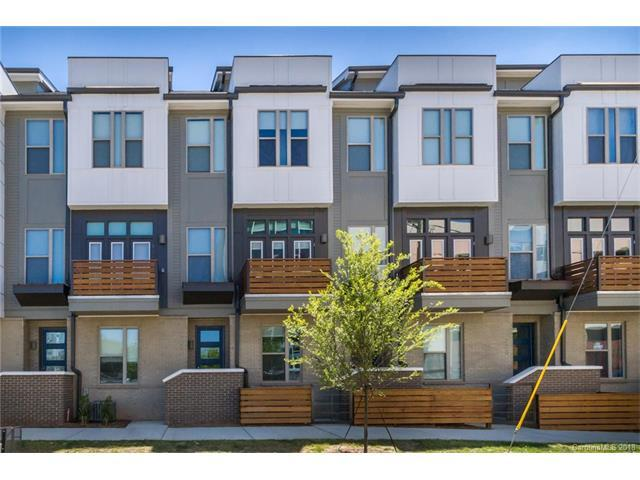 235 Doggett Street B3, Charlotte, NC 28203 (#3356759) :: Caulder Realty and Land Co.