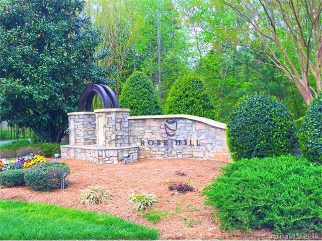 2109 Climbing Rose Lane, Matthews, NC 28104 (#3356838) :: Charlotte Home Experts