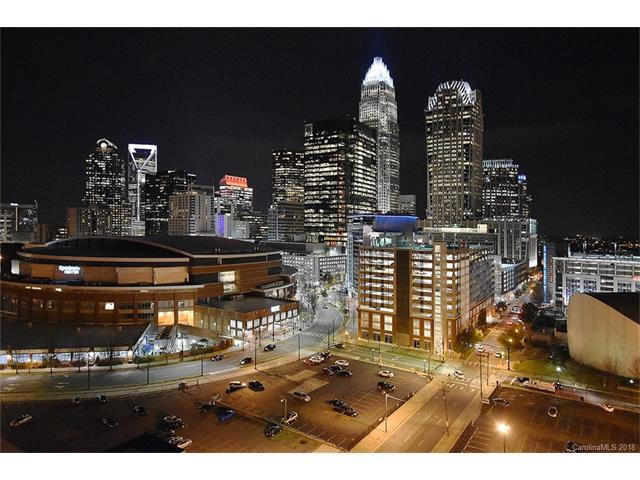 505 E 6th Street #1602, Charlotte, NC 28202 (#3356882) :: Miller Realty Group