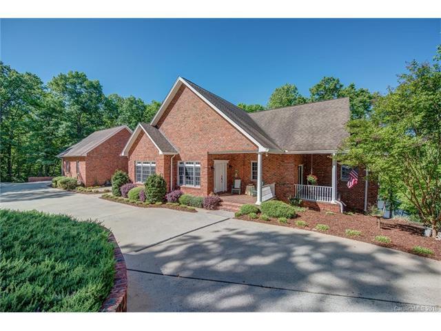 128 Ridgecrest Drive, Cherryville, NC 28021 (#3357107) :: Pridemore Properties
