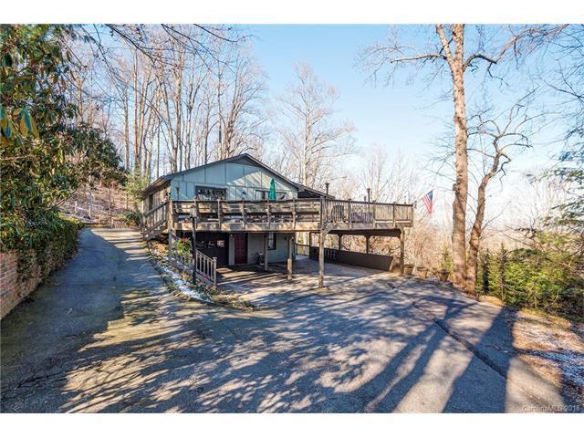 119 Leisure Mountain Road #6, Asheville, NC 28804 (#3357159) :: Puffer Properties