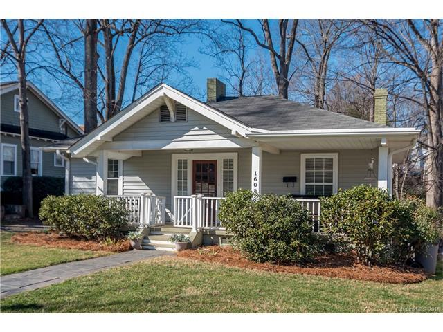 1608 Kenilworth Avenue, Charlotte, NC 28203 (#3357169) :: SearchCharlotte.com