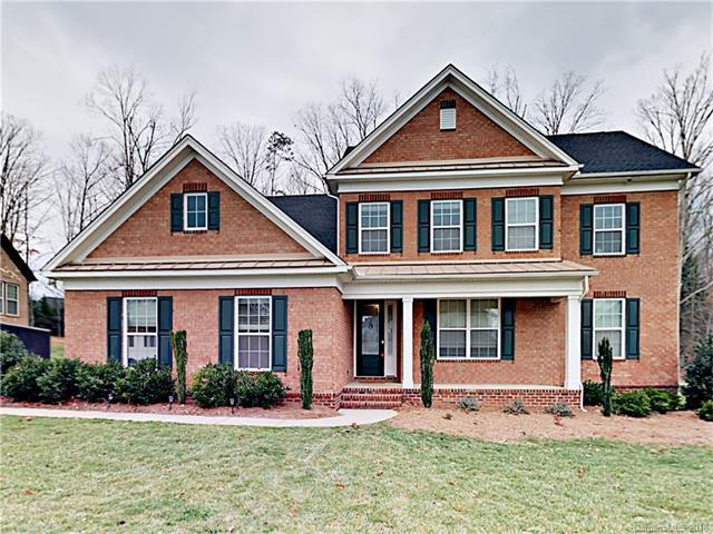7206 Yellowhorn Trail, Waxhaw, NC 28173 (#3357203) :: Miller Realty Group