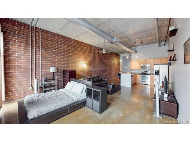 626 Graham Street #407, Charlotte, NC 28202 (#3357223) :: The Ramsey Group