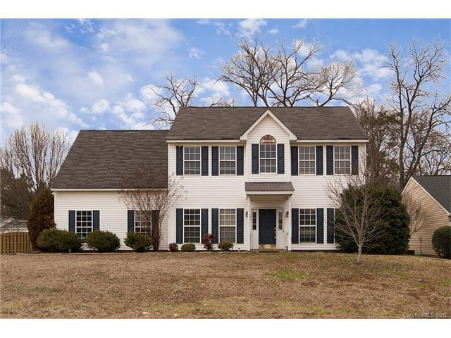 2901 Brooknell Court #64, Concord, NC 28027 (#3357427) :: Caulder Realty and Land Co.