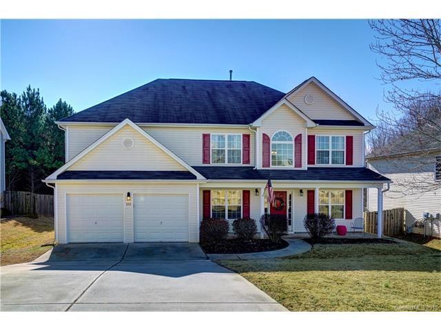 152 Elba Drive, Mooresville, NC 28115 (#3357431) :: Exit Mountain Realty