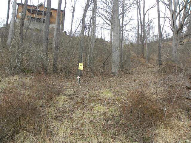 Lot 43 Rons Ridge, Waynesville, NC 28785 (#3357440) :: RE/MAX Four Seasons Realty