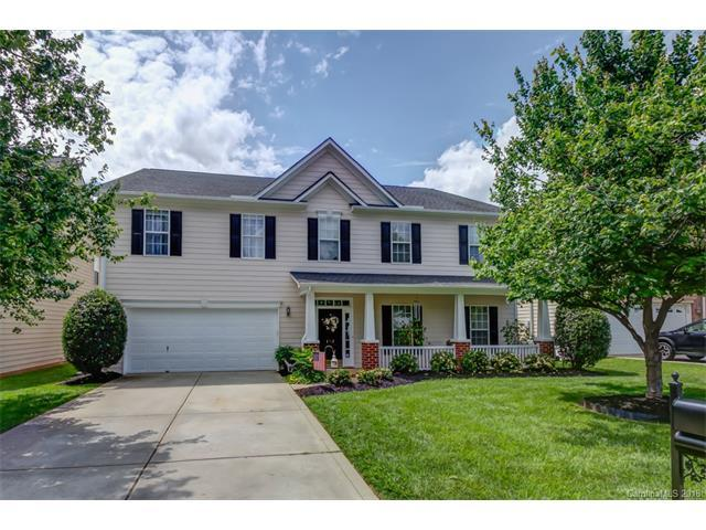 112 Middleton Place, Mooresville, NC 28117 (#3357444) :: Miller Realty Group