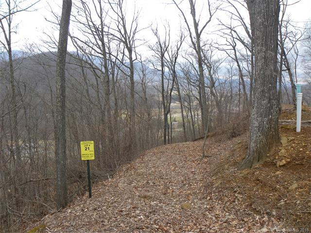 Lot 21 Tanner Trail, Waynesville, NC 28785 (#3357452) :: RE/MAX Four Seasons Realty