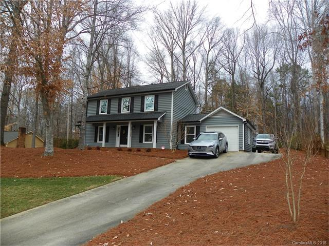 7015 Golden Spike Drive, Mint Hill, NC 28227 (#3357702) :: The Elite Group