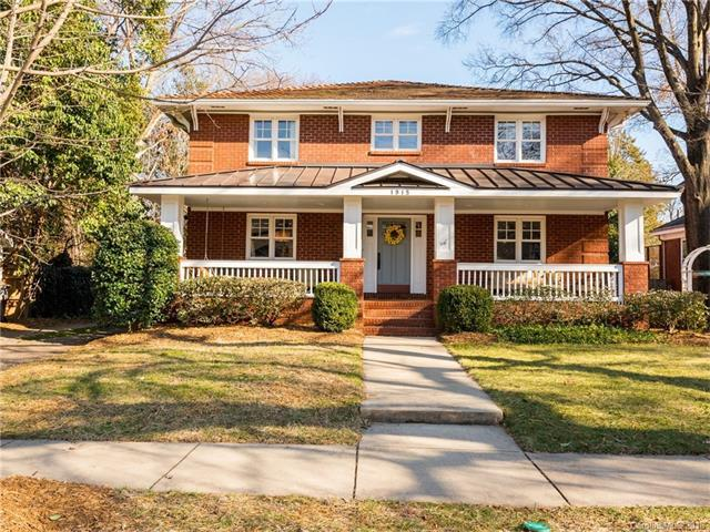 1915 Ewing Avenue, Charlotte, NC 28203 (#3357705) :: High Performance Real Estate Advisors