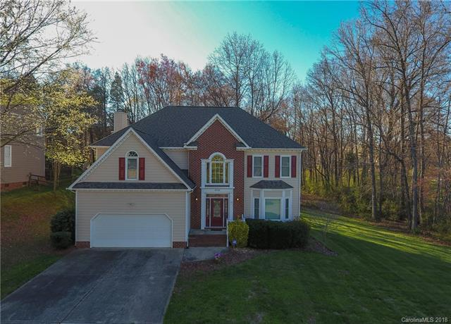 4900 Chestnut Knoll Lane, Charlotte, NC 28269 (#3357719) :: Leigh Brown and Associates with RE/MAX Executive Realty