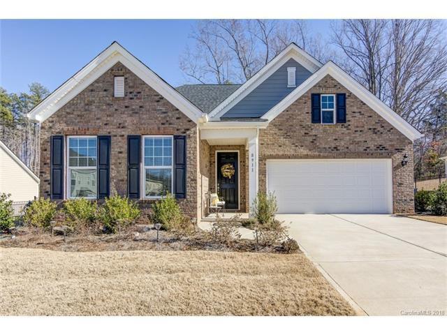8911 Bur Lane, Huntersville, NC 28078 (#3357884) :: Exit Realty Vistas