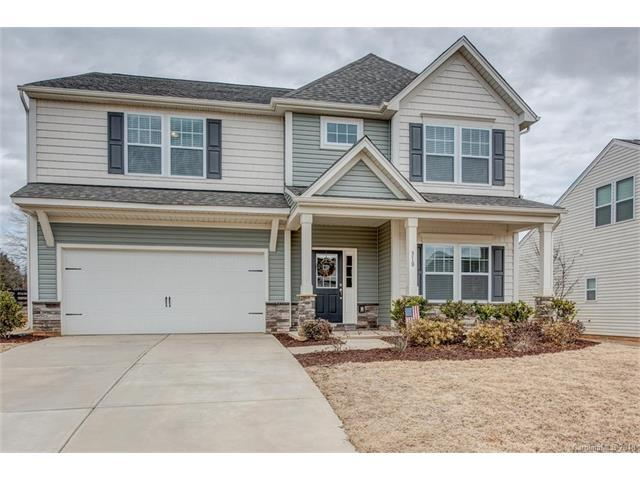 310 Fesperman Circle, Troutman, NC 28166 (#3357901) :: LePage Johnson Realty Group, Inc.
